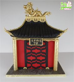 Oriental house by Bety'Sugarland by Elisabete Caseiro