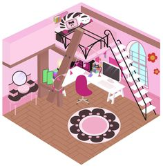 This room would be da best is it was in light blue