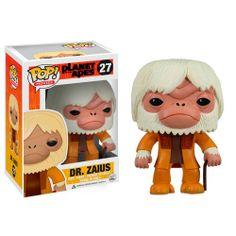 Cabezón Dr.Zaius, El Planeta de los Simios, Funko POP Cabezón de 9cm, aproximadamente, del personaje del Dr.Zaius, uno de los protagonistas de la saga de ficción El Planeta de los Simios.