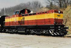 057 24.3.1995 MB Bahn, Locomotive, Tractors, Around The Worlds, Vintage, Old Trains, Europe, Vintage Comics, Locs