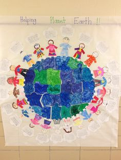 Helping Planet Earth