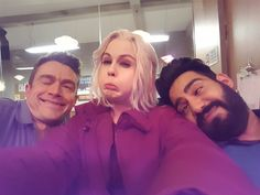 """Rose McIver on Twitter: """"We aren't just beautiful we are CW beautiful ... #iZombie https://t.co/ozWYBByTQg"""""""