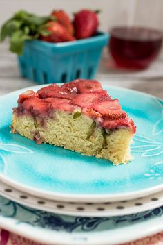 upside down cake strawberry upside down cake with cardamom upside down ...