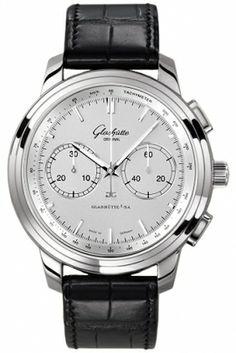 Glashutte Original Senator Chronograph XL 39-34-21-42-04 RRP USD $8,900