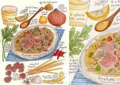 lauren carney: Illustration Inspiration : Dawn Tan Interview