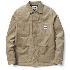 Fantastic collaboration between Carhartt & APC: http://shop.carhartt-wip.com/gb/men/apc/I015992/gabrielle-coat