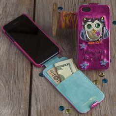 Owl Be Happy Phone Case