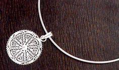 Sustentabilidade das jóias..pendente da Tia Janet from the orient...