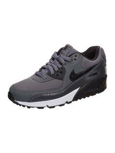 Nike Sportswear AIR MAX 90 Tenis�wki i Trampki pure platinum/dark grey/black