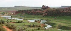 Red Reflet Ranch view  #wyoming #duderanch http://www.ranchseeker.com/Search/RedRefletRanch