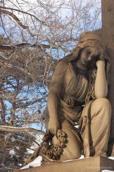 At Lakeview Cemetery