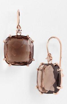 Suzanne Kalan Large Drop Earrings
