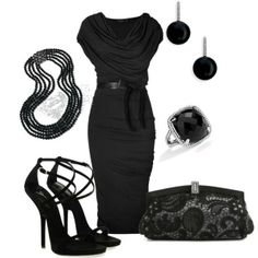 Black will always be my color of choice clothing wise!!! Love this