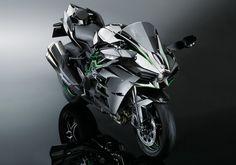 Kawasaki 1000 H2 2016