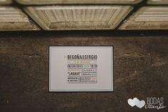 Invitaciones Boda industrial - Bodas de Cuento - Foto People Producciones