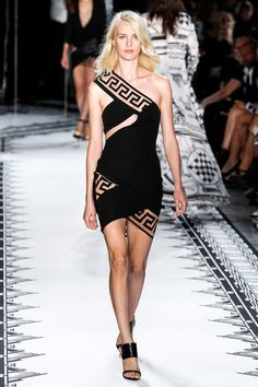 Versus Versace Spring 2015 | Could Next Spring Be Any Sexier ...