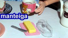 Como fazer manteiga para boneca Barbie, Monster High, Frozen, EAH e outr...