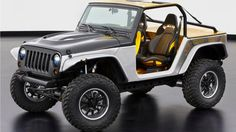"""Aluminum Unibody For The 2017 Jeep Wrangler? FCA head shed Sergio Marchionne said """"my gut it tells me we'll still be building a steel truck in 2018,"""" at yesterday's all-day investor meeting, but he acquiesced that he wants aluminum """"in the portfolio,"""" and didn't deny the Wrangler was the best place to put it..."""