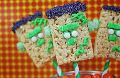 Easy Kids Halloween Party Snacks