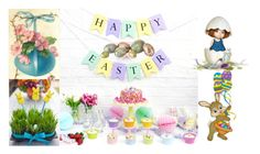 """""""Happy Easter Everyone!!!"""" by sally-morin ❤ liked on Polyvore"""