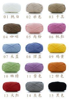 50 g novo Grouted Orginic algodão bruto fio de lã Weave Manual de costurar em barra de agulha de crochê cachecol de cashmere inverno chapéu linha em Fios de Casa e Jardim no AliExpress.com | Alibaba Group