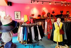 C'est La Vie consignment boutique - 3247 Main Street (@ 16th Ave) YVR