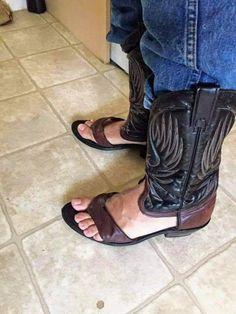 Cowboy Boots, Flip Flops, Footwear, Sandals, Concert, Shoes, Shoes Sandals, Zapatos, Shoe