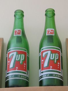 7 UP - its interesting to see what labels of todays products looked like way back when. Those Were The Days, The Good Old Days, My Childhood Memories, Sweet Memories, Nostalgia, I Remember When, Ol Days, My Memory, Back In The Day