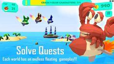 Floaties: Endless Flying Game- screenshot