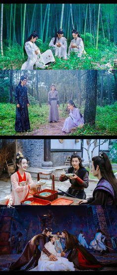 Secret Garden Korean, Eye Expressions, Fanart, Scenery Wallpaper, World Music, Movie List, Boy Art, Drama Movies, Live Action
