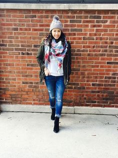 Casual fall/winter look | Just Becky