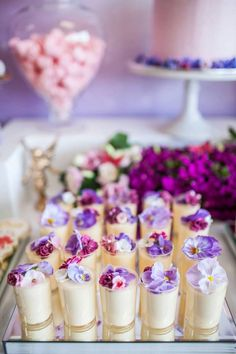 Enchanted Garden Birthday Party via Kara's Party Ideas | The Place for All Things Party! KarasPartyIdeas.com (23)