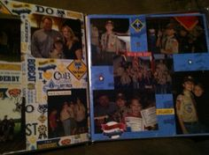 I may have completed his Scout album the week of the Eagle Court of Honor, but at least I had all the photos saved. Labor of love and the highlight on his scout table. Eagle Scout, Scouting, Boy Scouts, Scrapbooking Ideas, Eagles, Cubs, Highlight, Decor Ideas, Layout