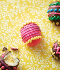 DIY Cream Eggs. So easy and so yummy!