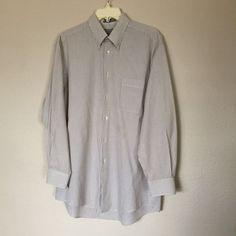 Sevile row mens shirt button down long sleeve #Seville #ButtonFront