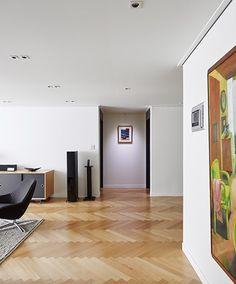 디자이너와 작가가 작품처럼 완성한 집 : 네이버 매거진캐스트