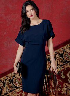 V1595 | Misses' Dress | Vogue Patterns