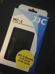 MC2 CardCase3 a Review
