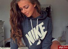 Cute Nike hoodie