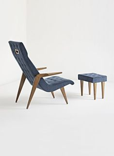 Gio Ponti <3 Every Apartment needs that one priceless vintage chair.