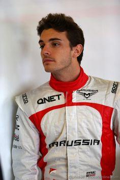 GP AUSTRALIA, 14.03.2013- Jules Bianchi (FRA) Marussia F1 Team MR02