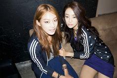 girls wear dark blue adidas jacket
