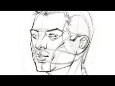 How to Draw the face from Any Angle. Read full article: http://webneel.com/video/how-draw-face-any-angle | more http://webneel.com/video/drawings | more videos http://webneel.com/video/animation | Follow us www.pinterest.com/webneel