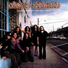 lynyrd skynyrd Album Covers | Lynyrd skynyrd (pronounced leh-nerd- skin-nerd) album cover