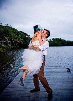 Revamping Wedding suits: Alternative styles