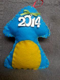 Handmade Christmas house Handmade Christmas, Dinosaur Stuffed Animal, Toys, Unique, Animals, Activity Toys, Animales, Animaux, Clearance Toys