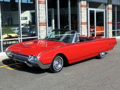 1962 Ford Thunderbird Sports Roadster #windscreen #ford #thunderbird http://www.windblox.com