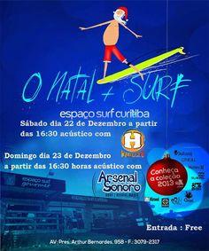 NATAL + SURF