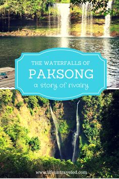 The Waterfalls of Paksong: A Story of Rivalry (Laos) www.lifeuntraveled.com