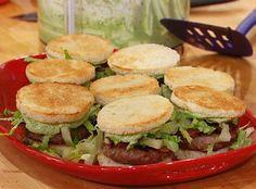http://www.rachaelrayshow.com/recipe/13189_Club_Burger_Sliders_with_Avocado_Ranch_Dressing/
